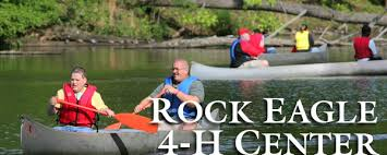 Kids spend spring break at Rock Eagle EcoAdventure Camp