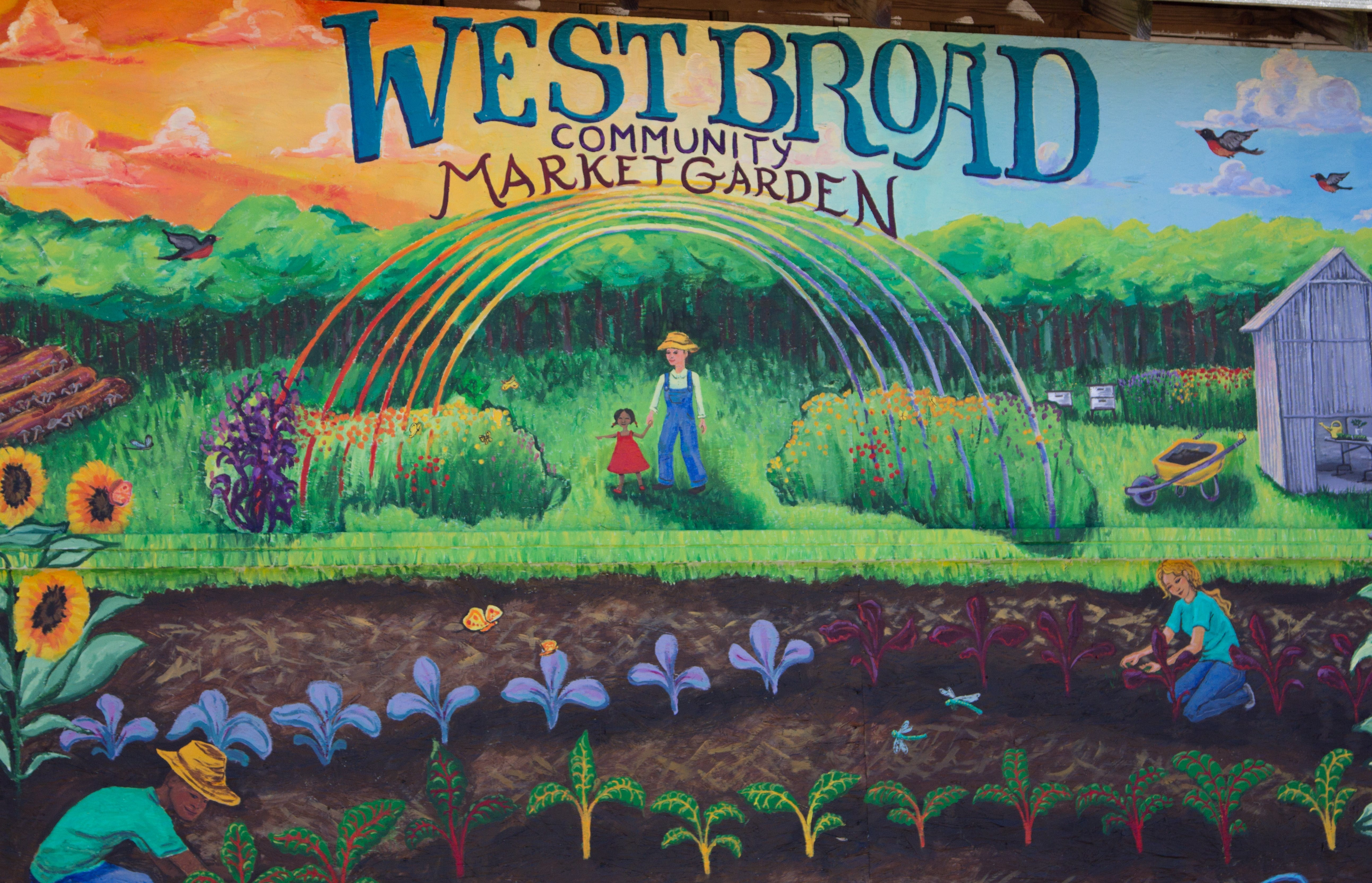 West Broad Market Garden in the running for $20,000 grant