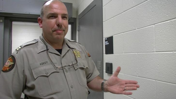 Meet Jackson County's jail commander