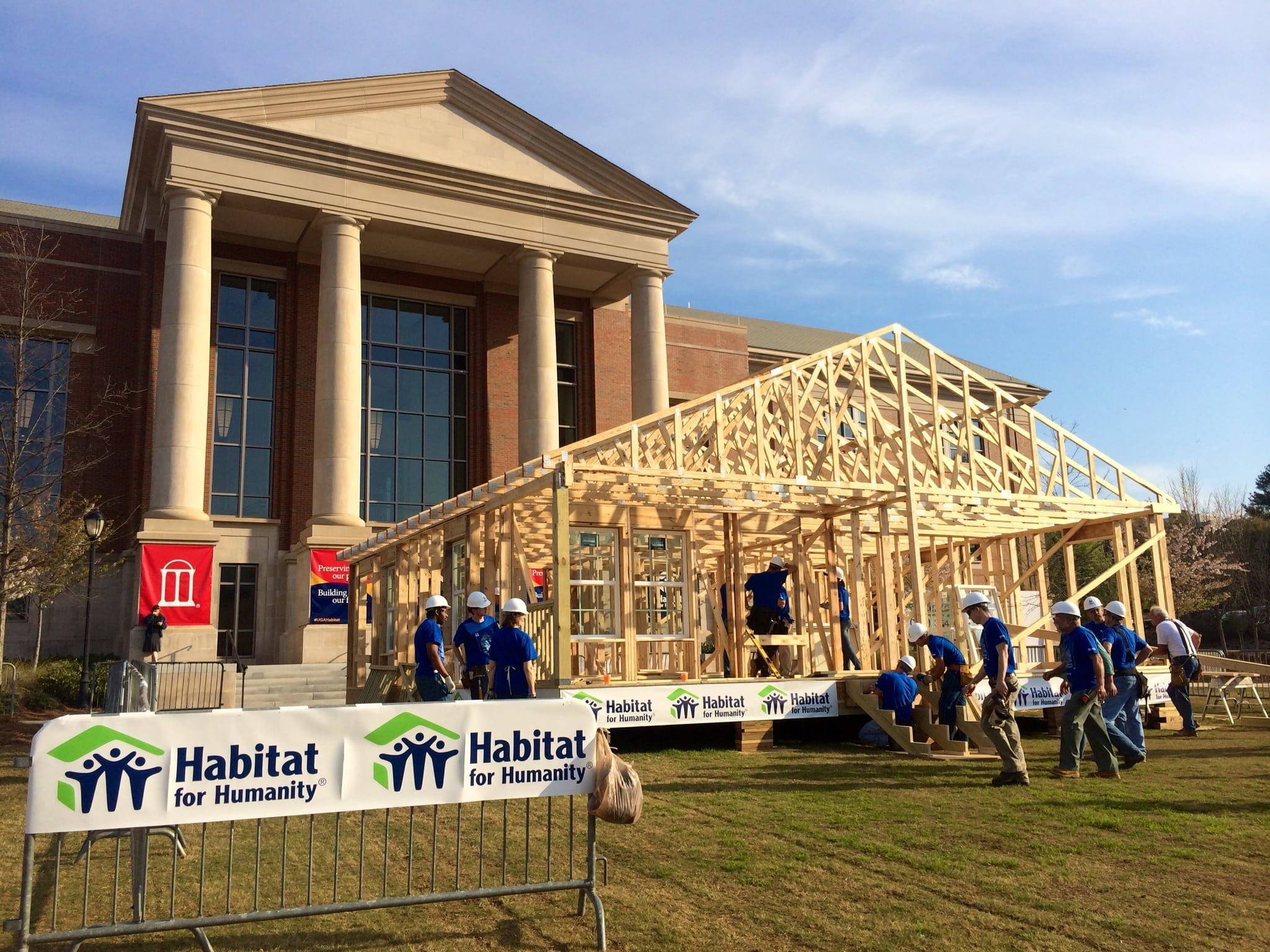 Habitat finds new home in UGA Special Collections Library