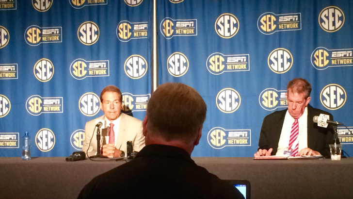 SEC Media Days continues with Alabama, Kentucky, Missouri, Arkansas