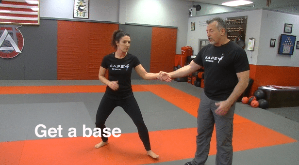Learn to protect yourself from an attacker