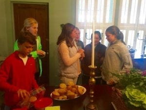 Kids enjoy poppy seed muffins.