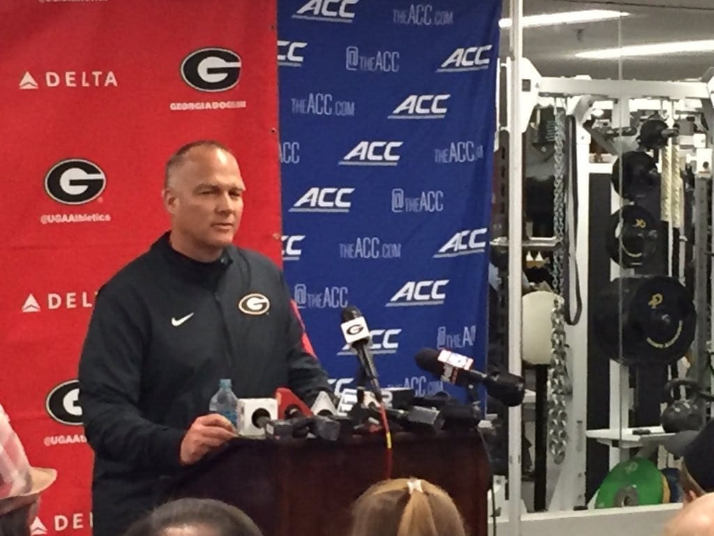 BREAKING: UGA head coach Mark Richt steps down