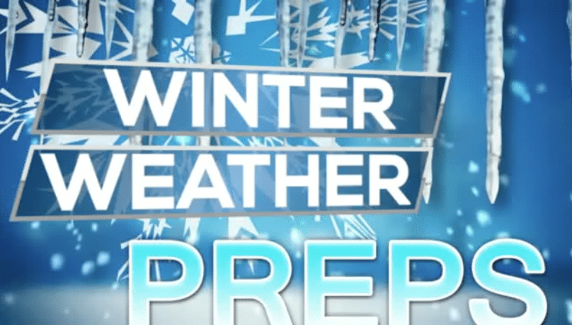 Winter Weather Preparedness Week