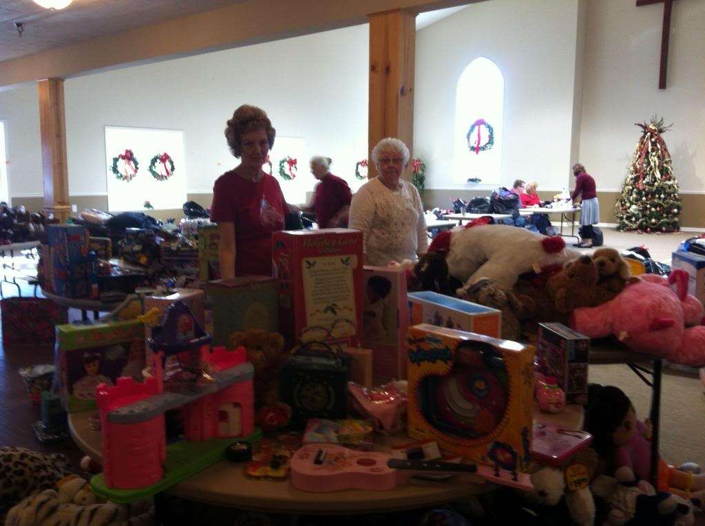 Community Christmas lends a helping hand in Oglethorpe County