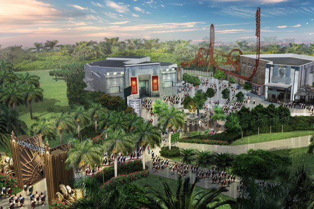 "ICYMI: New ""Hunger Games"" theme park coming to Georgia"