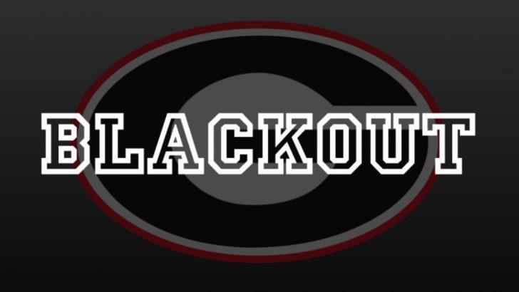 BLACKOUT for Coach Richt