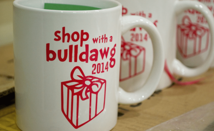 Shop with a Bulldawg