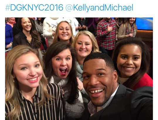 Grady Students come home after New York City's Blizzard