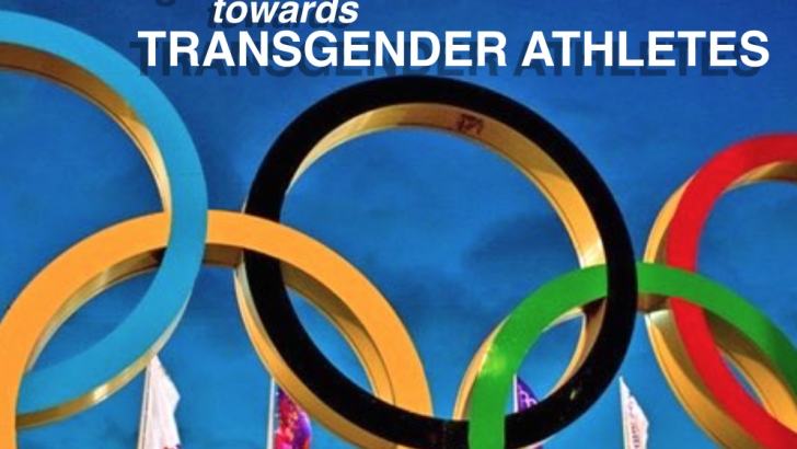 Attitudes changing towards Transgender Athletes