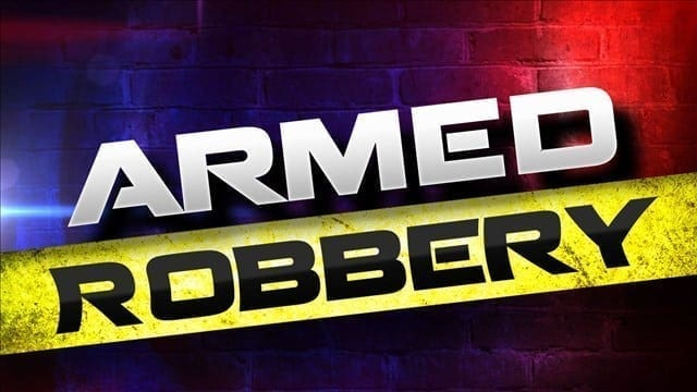 Gun Robbery – Suspects Still at Large