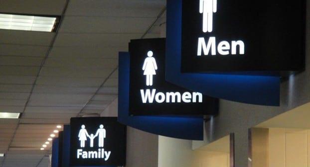 Unisex Bathroom sparks national conversation