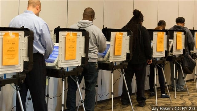 More Indecision for Georgia Voters Than Usual