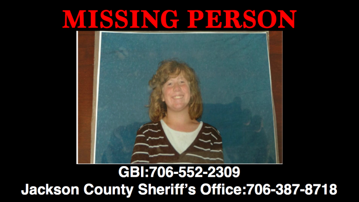 Jackson County Missing Person
