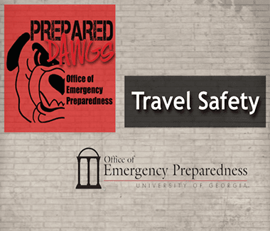 International Travel Safety