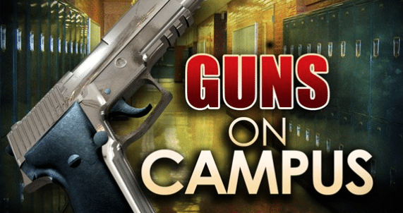 Gov. Deal vetoes 'Campus Carry' bill