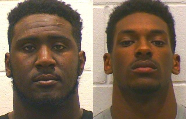 UPDATE: Two UGA freshman football players released on bond; face felony charged for shooting BB gun in dorm room