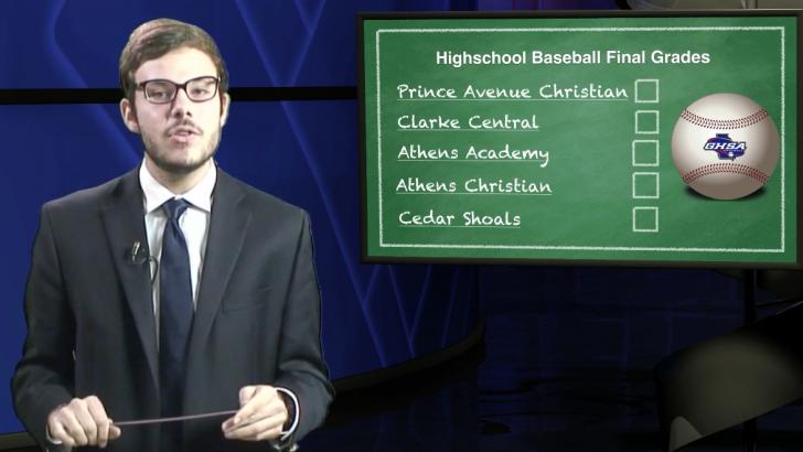 HS Baseball Final Grades
