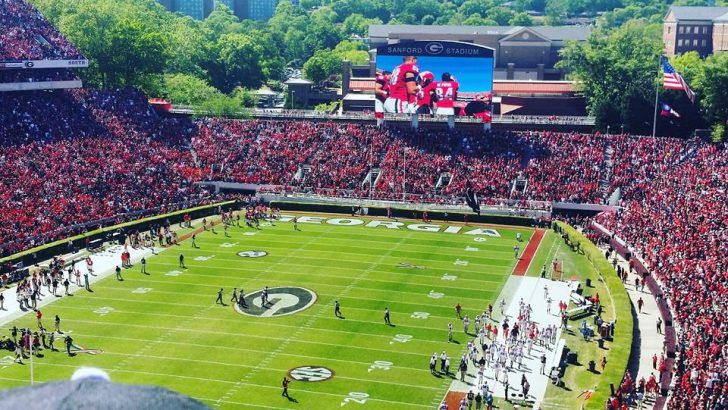 Sanford Stadium; No More Free Refills Highlight Changes