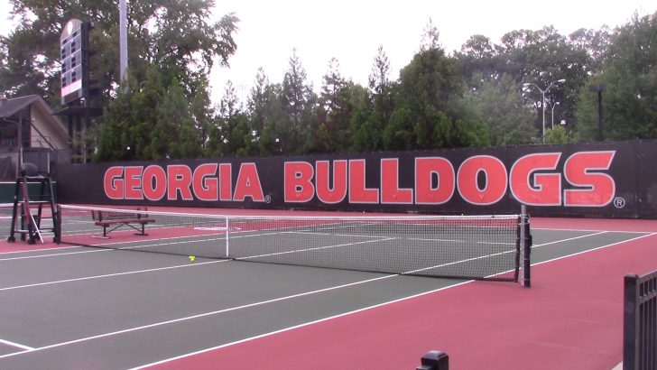 UGA Tennis Teams to Host Two Weekend Tournaments