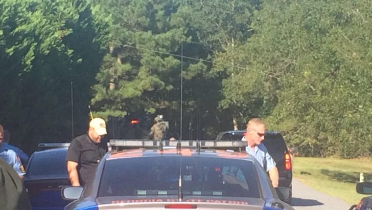 BREAKING: Suspect in custody after SWAT situation in Crawford