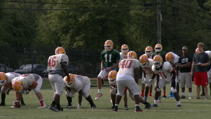 Clarke Central faces toughest opponent yet