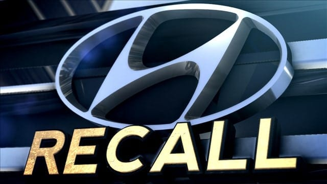Important Safety Recall – Hyundai Elantra 2013
