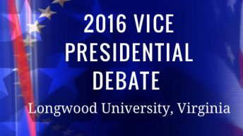 Now You Know: Vice Presidential Debate