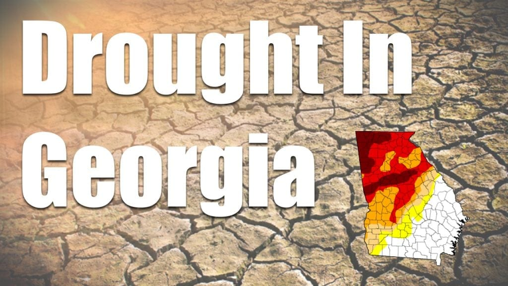 Drought in Georgia