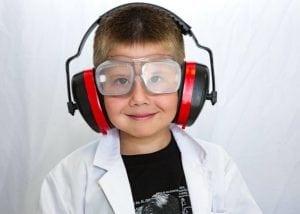 "Sawyer Mathis, 6, is ""The Littlest Inventor"""