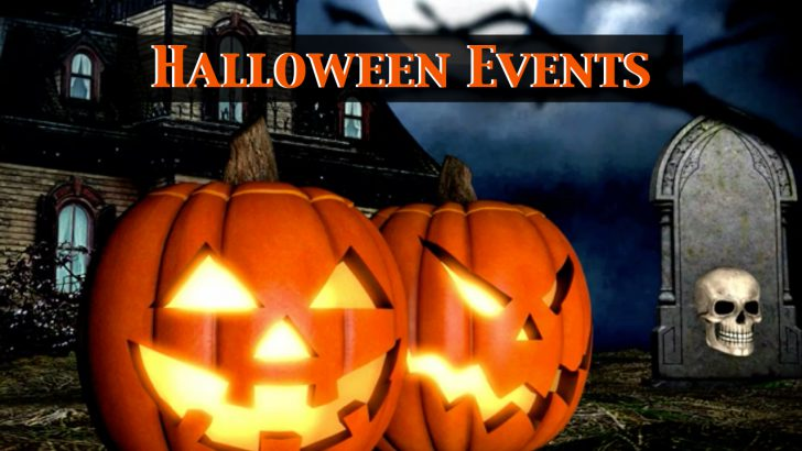 Halloween Events Coming Up This Weekend