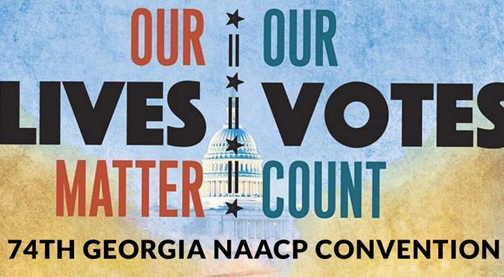 State NAACP Activists Gather In Athens