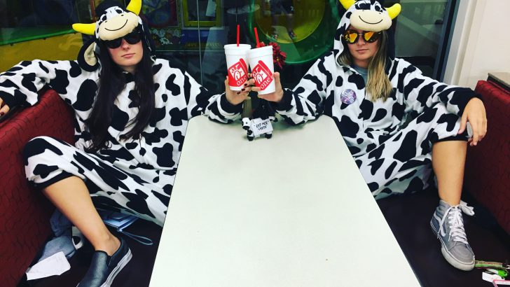 Eat Mor Chikin… For a Cause