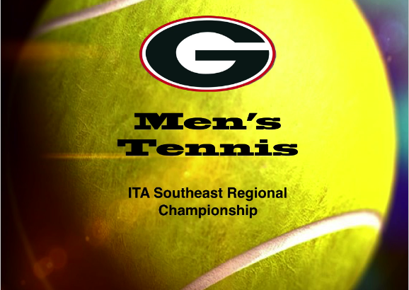 Georgia Tennis Heads to the ITA Southeast Regional Championships
