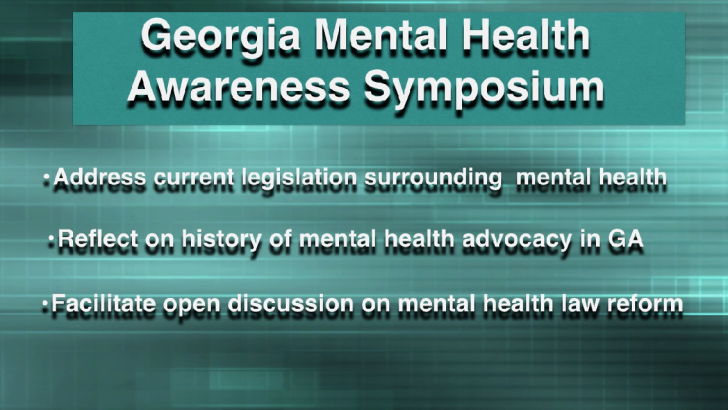 UGA Talks about Mental Illness