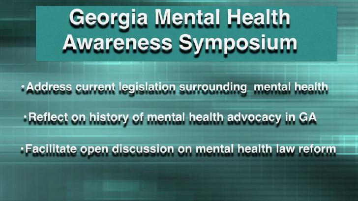 UGA Talks about Mental Illness