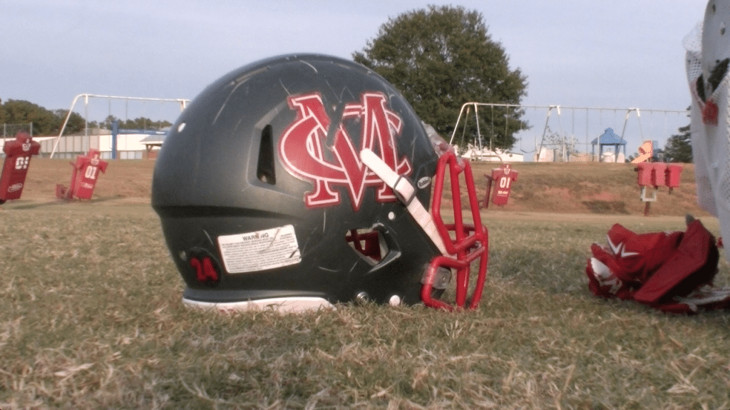 The Red Raiders will be facing the Oconee High School Warriors Friday night at 7:30 p.m.