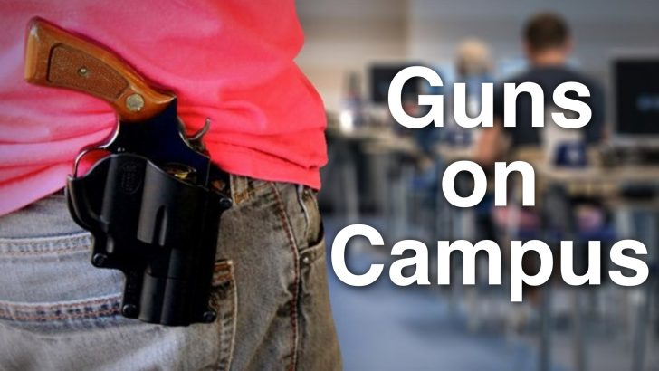 Ga. Supreme Court Rules on Campus Carry