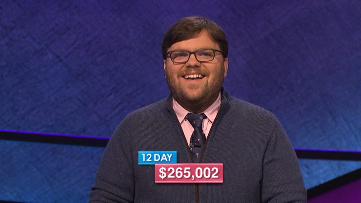 UGA Student's 12-Day Jeopardy! Streak Ends