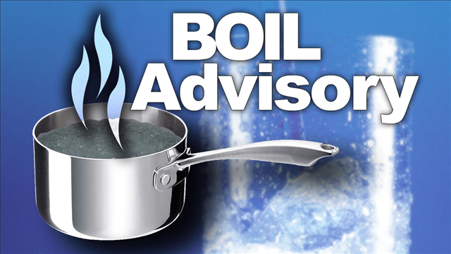 Boil Water Advisory for Oconee County