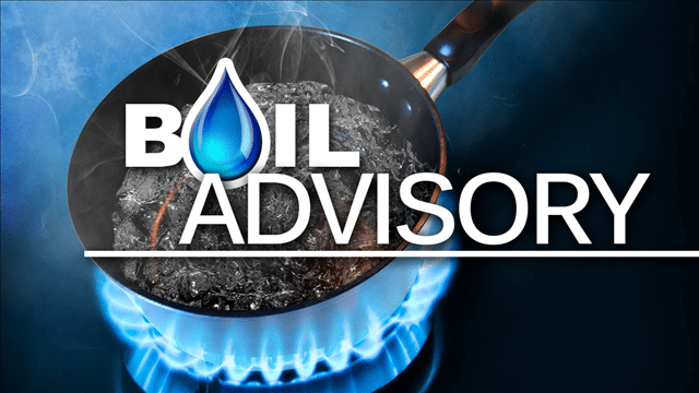 Oconee County Water Boil Advisory