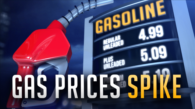 Possible Gas Price Increase