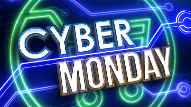 #CyberMonday becomes the target for holiday consumers