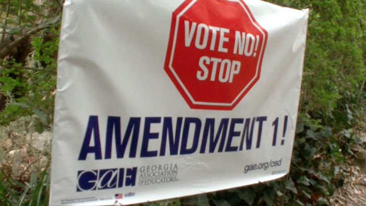 One Athens Man is Fighting Hard Against Amendment One