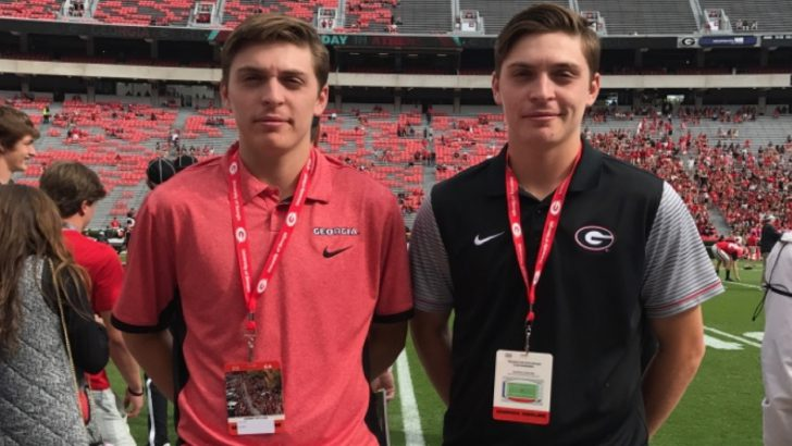Oconee High School Twins Headed to the Georgia Diamond