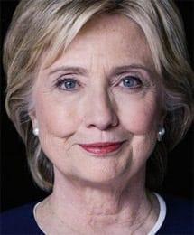 Hillary Clinton, Democrat