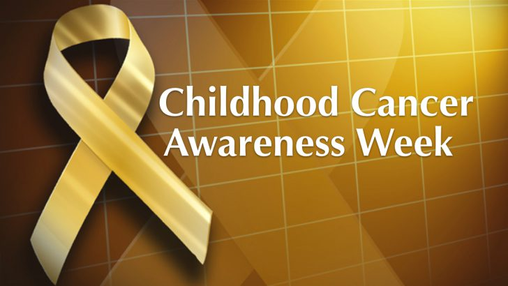 Childhood Cancer Awareness Week: What You Need To Know