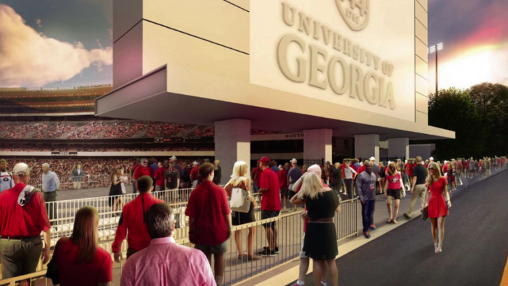 Sanford Stadium to Undergo $63 Million in Renovations