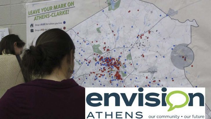 Community Members Lay Out the Future of Athens